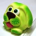Рез. Собачка-мяч СИ-137 купить оптом и в розницу