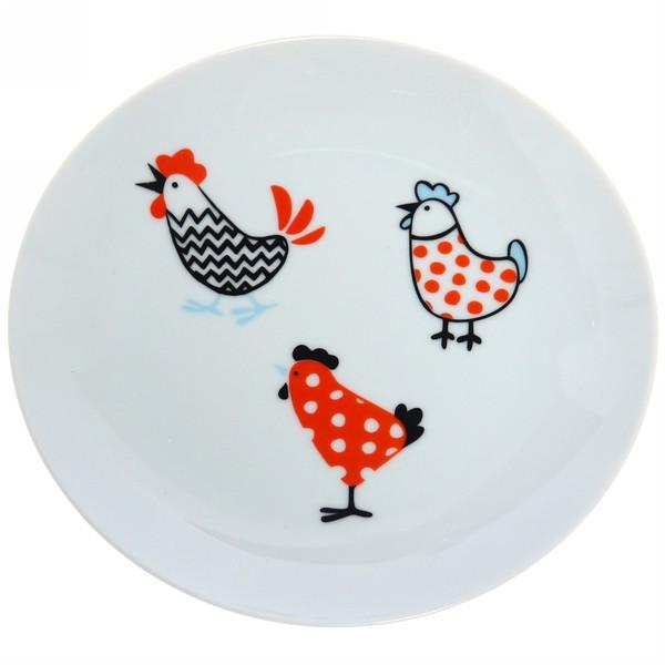 Тарелка фарфоровая 20,5см ″Коко Family Sans Brides″ купить оптом и в розницу