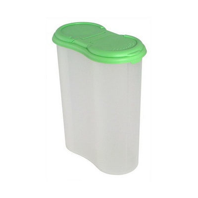 Контейнер пластиковый пищевой №4, 1,5л купить оптом и в розницу