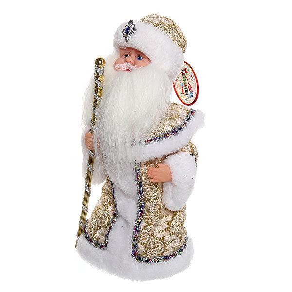 Дед Мороз музыкальный 30см купить оптом и в розницу