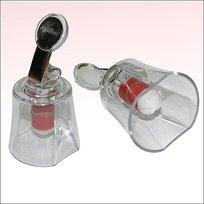 Пробка-открывалка для бутылок с зажимом, AN13-43 купить оптом и в розницу