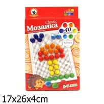 Мозаика 40 эл. Гриб 03957 купить оптом и в розницу