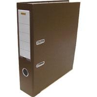 Папка-файл   PROFF А4/75 PVC борд-корич. разборная, с карманом на корешке, с метал.окантовкой купить оптом и в розницу