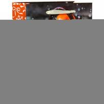 Пакет подарочный 14х18 см вертикальный ″Счастья в новом году!″, Вкус праздника купить оптом и в розницу