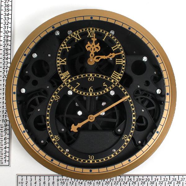 Часы настенные ″Хайтек″ 45см G008 купить оптом и в розницу