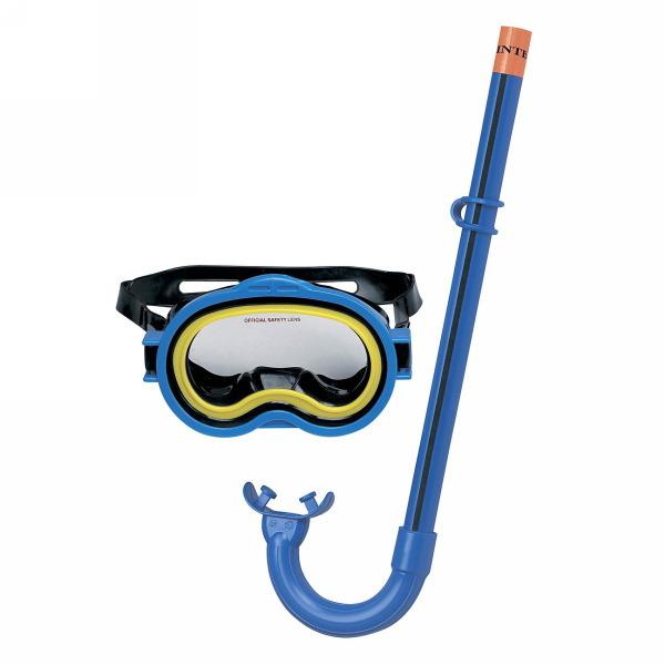 Набор для подводного плавания Play -маска,трубка Intex (55942) купить оптом и в розницу