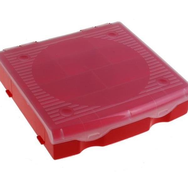 Блок для мелочей 17x16 см красный*44 купить оптом и в розницу