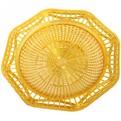 Фруктовница ″Азиза″ золото 3 купить оптом и в розницу