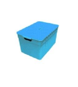 Контейнер Pixxel 12л голубой/*5 шт  (34х23х21)см Curver купить оптом и в розницу