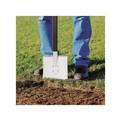 Лопата садовая облегченная с закругленным лезвием (131503) FISKARS купить оптом и в розницу