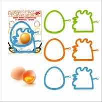 Набор форм для яичницы 2 шт купить оптом и в розницу