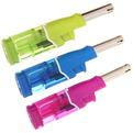 Зажигалка газовая для газовой плиты прозрачная 11см купить оптом и в розницу