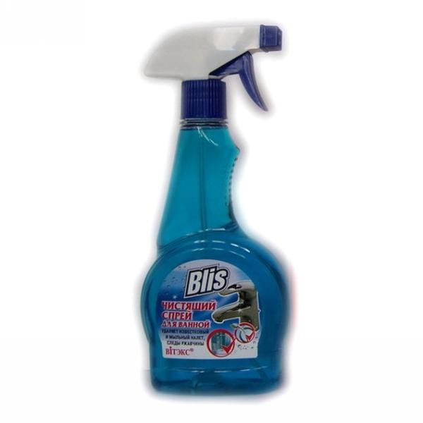 Средство-спрей для чистки ванной Витэкс Blis 475мл. купить оптом и в розницу