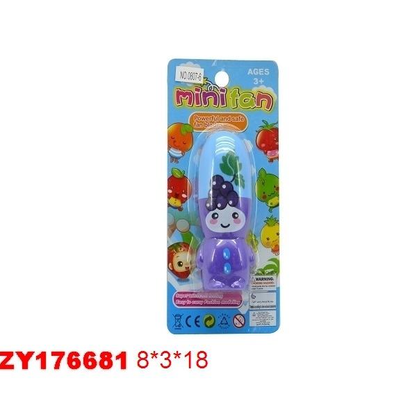 Игрушка на бат. 0807-6 Вентилятор на карт. купить оптом и в розницу