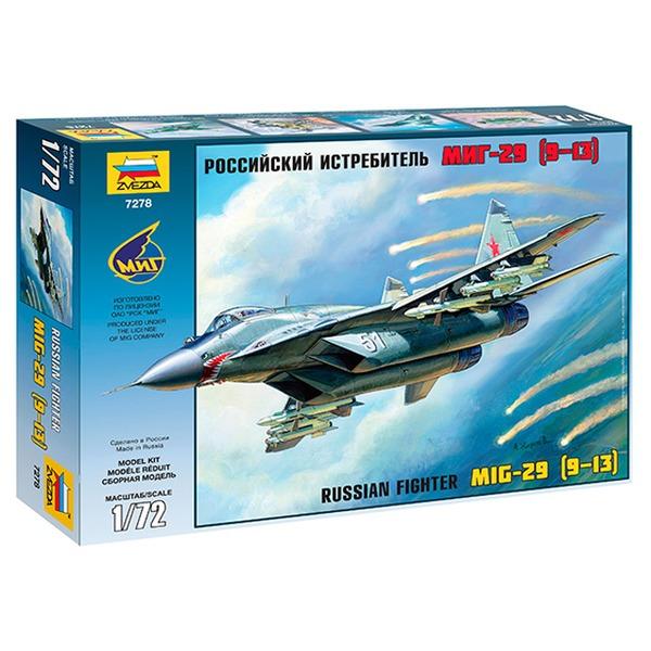 Сб.модель 7278 Российский истребитель МиГ-29С купить оптом и в розницу
