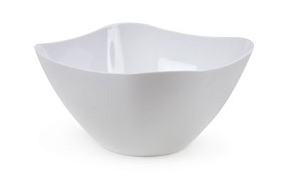 Салатник Рондо 3л. (снежно-белый)*15 купить оптом и в розницу