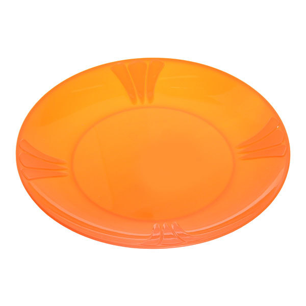 Тарелка пластиковая круглая 24см купить оптом и в розницу