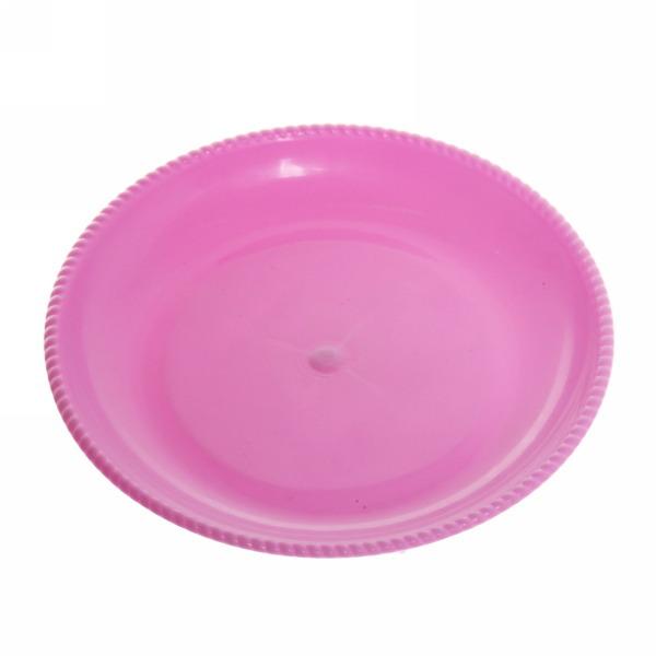 Тарелка пластиковая круглая 14см (1) купить оптом и в розницу