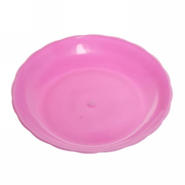 Тарелка пластиковая круглая 14см 180-6С купить оптом и в розницу