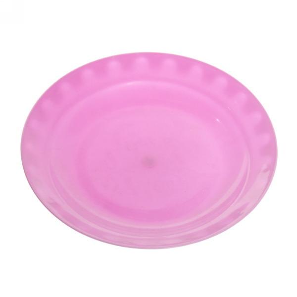 Тарелка пластиковая круглая 14см (3) купить оптом и в розницу