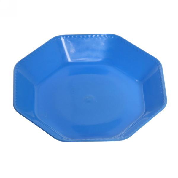 Тарелка пластиковая круглая 13,5см купить оптом и в розницу