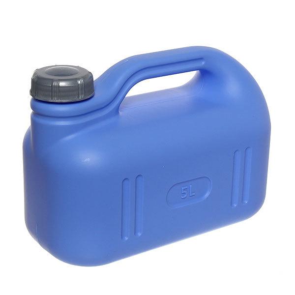 Канистра пластиковая 5л фиолетовая ″Просперо″ купить оптом и в розницу