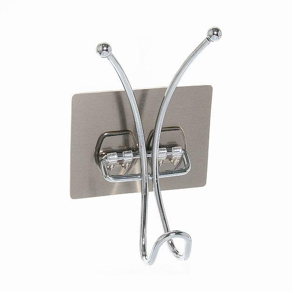 Крючок металлический с липким слоем SQ-5012 купить оптом и в розницу
