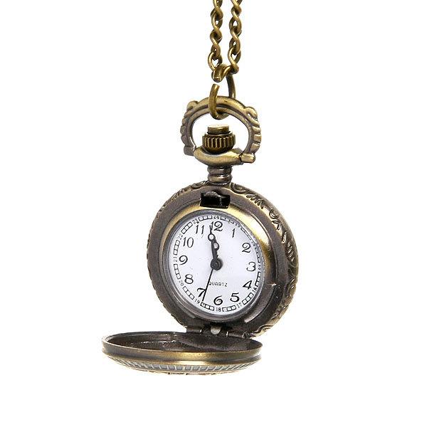 Часы винтажные на цепочке ″Цифры″ купить оптом и в розницу