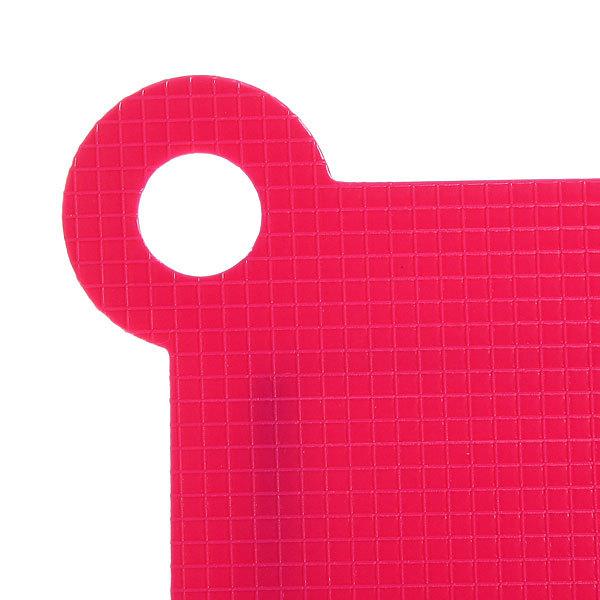 Доска разделочная пластиковая 34*25 см Селфи с петелькой купить оптом и в розницу