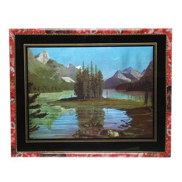 Картина-панно из пластика 16*20 см купить оптом и в розницу