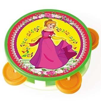Бубен Любимая принцесса мальнький И-6401 купить оптом и в розницу