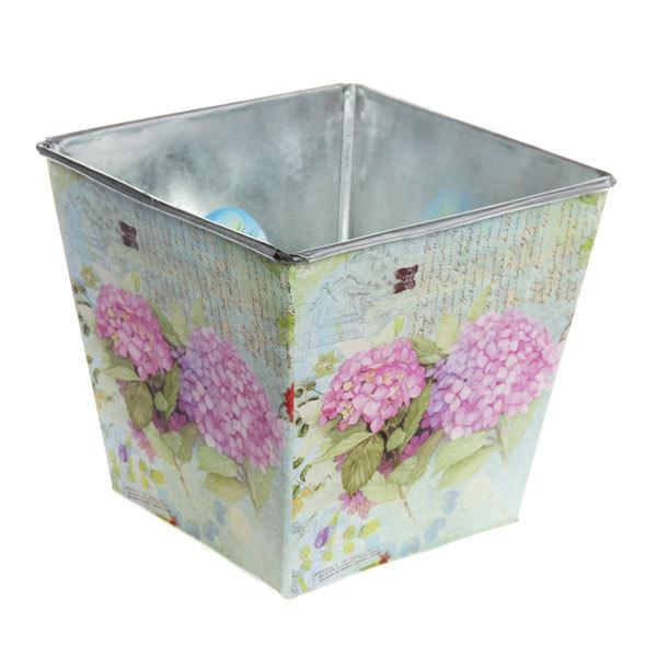 Кашпо для цветов ″Вдохновение″ 15,5х14,5см 13-1237 купить оптом и в розницу