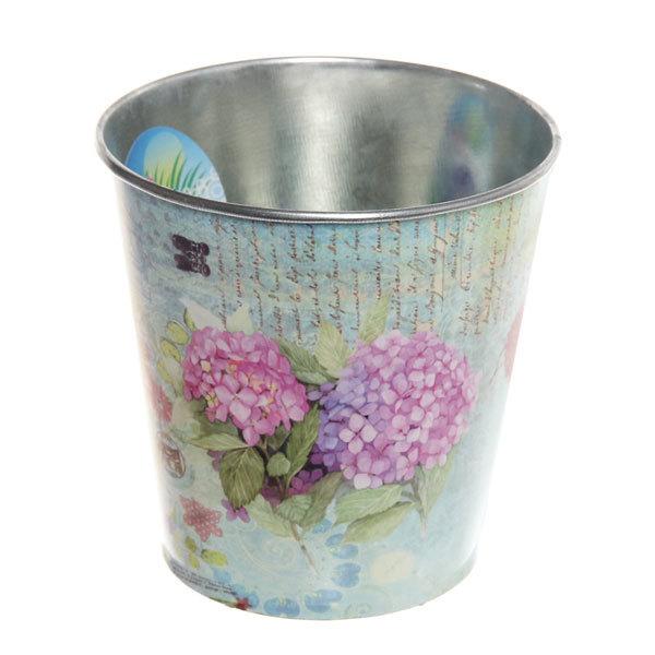 Кашпо для цветов ″Вдохновение″ 10,5х10,5см 13-1299 купить оптом и в розницу