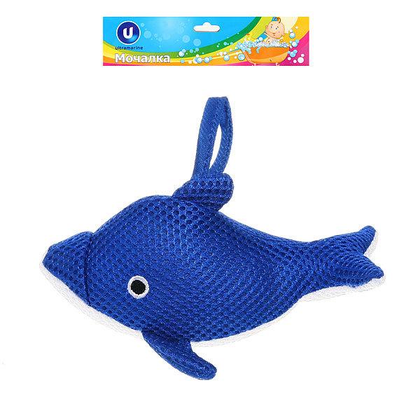 Мочалка для тела банная ″Рыбки″ 826-2 купить оптом и в розницу