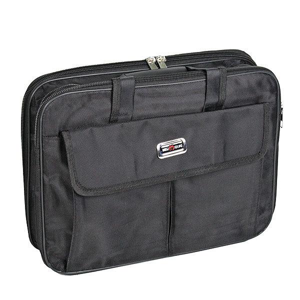 Сумка-портфель мужская через плечо 21988 39*30 5 отделений купить оптом и в розницу