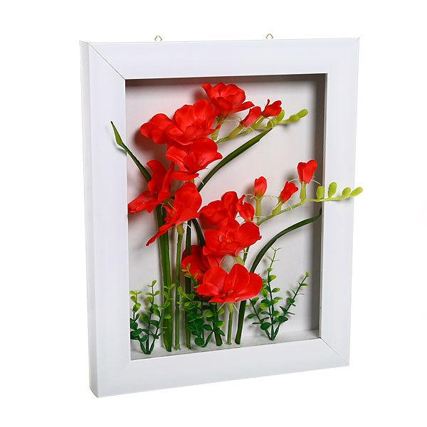 Картина-панно из пластика 40*32см Орхидея G005 купить оптом и в розницу