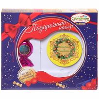 Набор магнит и елочная игрушка-конфетка ″Роста продаж!″ купить оптом и в розницу