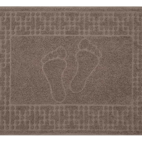ПЦ-103-01797 полотенце 50х70 махр FOOTSTEP цв.104 купить оптом и в розницу