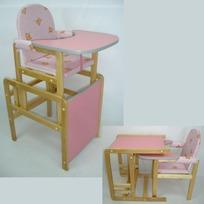 Стул-стол для кормления Матрешка в ассорт. 870х430х600см купить оптом и в розницу