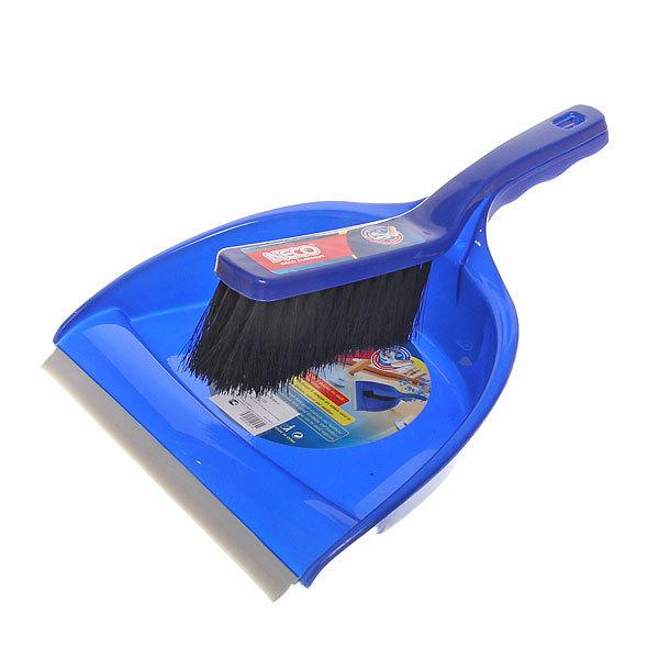 Набор для уборки, щетка-сметка и совок для мусора Neco купить оптом и в розницу