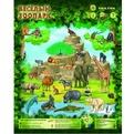 Эл. плакат Веселый Зоопарк /20/ купить оптом и в розницу
