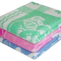 Одеяло байк 140х100 дет 57-5ЕТО Ж Ермолино купить оптом и в розницу