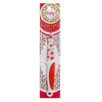 Нож кухонный ″Цветы″ овощной 9см Х-0317 Селфи купить оптом и в розницу