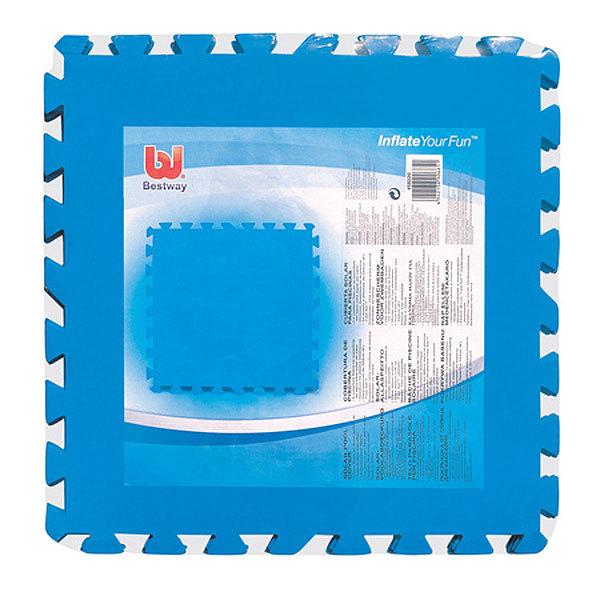 Защита дна бассейнов 50*50см (8 шт.) Bestway (58220) купить оптом и в розницу