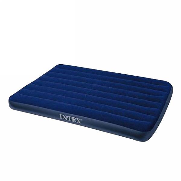 Матрас надувной Classic Downy,191*137*22 см,Intex (68758) купить оптом и в розницу