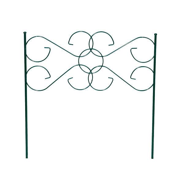 Заборчик ″Ажур″ (5 шт.) (Зеленый) купить оптом и в розницу