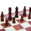 Игра настольная 3 в 1 Шахматы+нарды+шашки 34.5*17*3 W001L купить оптом и в розницу