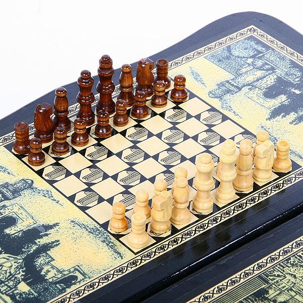 Игра настольная Нарды 40*21*3 W4221-H купить оптом и в розницу