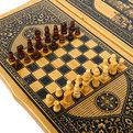 Игра настольная Нарды 33*18*3 B3321 купить оптом и в розницу