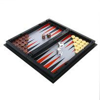 Игра настольная 2 в 1 Шашки+нарды 32*16*4,2 48812R купить оптом и в розницу